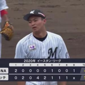 ファーム 今季最多の11得点!!!!!!!!