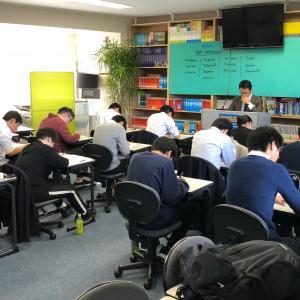 留学生選抜試験スタート!