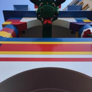 +ビバ!LEGOランドの旅⑤+