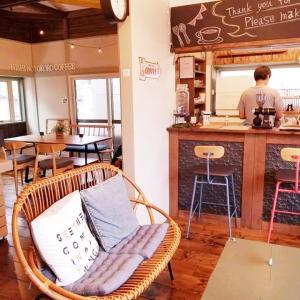 【西所沢】7/1(THU)オープン!W Commons House 紹介第2弾!『西乃処珈琲』
