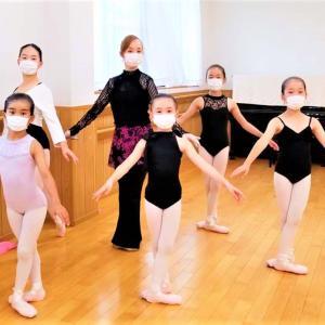 【新所沢】広くて天井も高いお教室で安心してレッスンを♪『ジョイ・バレエストゥーディオ』