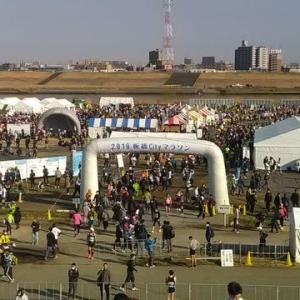 2019板橋Cityマラソン ②レース