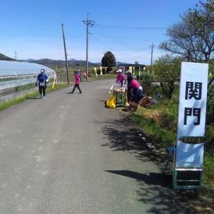2019いしおかトレイルラン50km ②備忘録