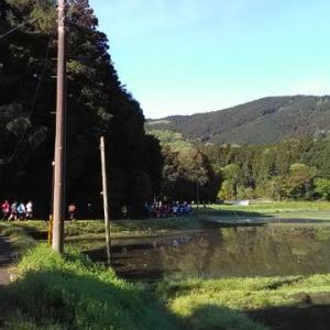 2019いしおかトレイルラン大会 50km ③レース