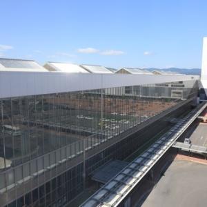 そして、これが新しい旭川駅(直近)