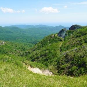 オロフレ峠からの眺め