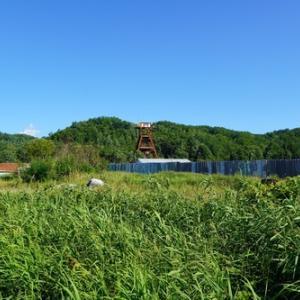 幌内炭鉱立坑櫓