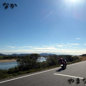 愛知へソロツーリング。9泊10日のバイク旅(後編)