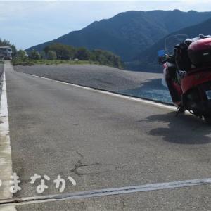 四国へ14泊15日のバイク旅。1日目~2日目