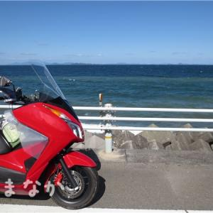 四国へ14泊15日のバイク旅。11日目~15日目(最終回)