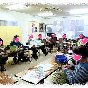 今年最後のコープカルチャー大阪北教室❤