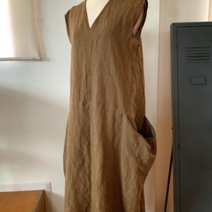 ワンピースドレス出来ました。