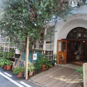 神戸、元町「モダナークファームカフェ」―ベジタリアンプレート☆