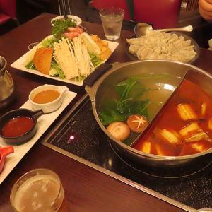 神戸、三宮 「良友」-餃子鍋☆