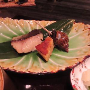 神戸、三宮「和食 春名」-魚味噌焼き定食