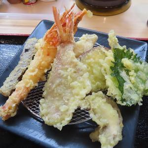 神戸、三宮「淡路島岩屋漁業組合 共友丸」-天ぷら定食