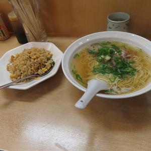 神戸、新開地 「中華料理 燕楽」☆炒飯セット