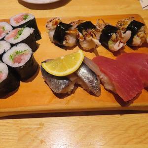 神戸、三宮 「寿司 うを勢」-穴子が美味しい☆