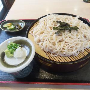 神戸、二宮 「長野屋」-ざるそば☆ミニ玉子丼