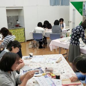 ありがとうございました!『1DAYスペシャル講座~ビーズカフェ』@ヨークカルチャーセンター上永谷