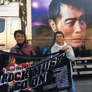 12月13日、矢沢永吉さんコンサートに行って来ました〜!