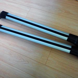レクサスNX用社外品クロスバーの加工