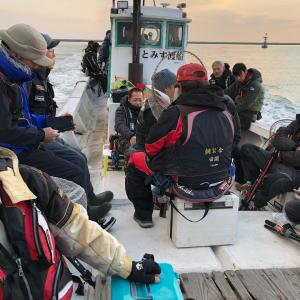 クロダイ釣り大会参加しました✨