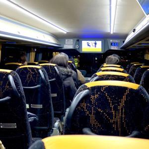 2階建てバスで東京観光!