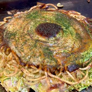ギャル曽根爆食い番付「新橋・銀座お好み焼き」編を見てたら、また粉もんが食べたくなった!