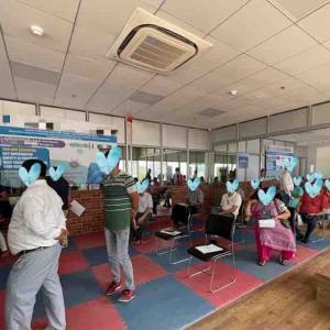 インドで新型コロナのワクチン接種した話(2回目)