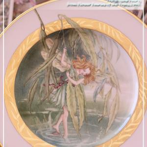 柳(ウィロー)の妖精♪半端ない透明感をご覧下さい♪<◆生徒様作品集◆>