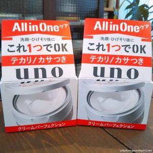 UNO(ウーノ)クリームパーフェクション 2個