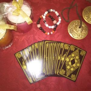 ソウルフルタロット&チャネリング曼荼羅カードセッション