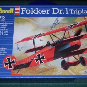 フォッカー Dr.1