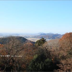 '仲冬'の太平山(おおひらさん)にて
