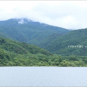 梅雨空の磐梯高原の旅・10 ~桧原湖を巡る