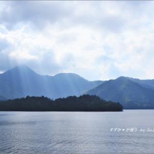 中禅寺湖クルーズ。