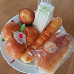 ますやパン ボヌール店のパン