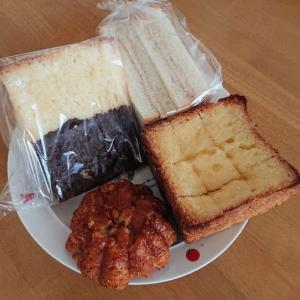 プチ☆ブラン フルートのパン