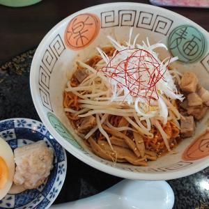 (再食)まぜそば/らーめんキッチン Naru-to