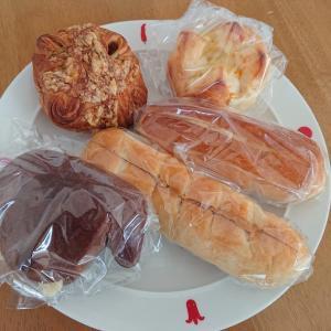 パン舎のパン(更別村)