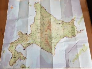 北海道一周計画
