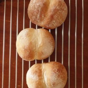 お尻型パン