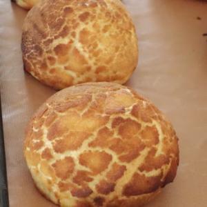 ダッチブレッド&塩パン@P先生のパン教室