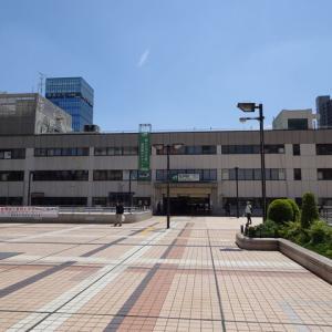 服部の駅紹介 JR常磐線 松戸駅