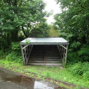 服部の駅紹介 JR山田線 松草駅