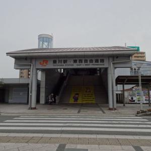 服部の駅紹介 JR飯田線 豊川駅