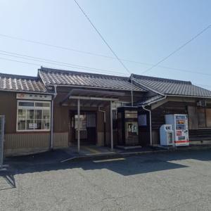服部の駅紹介 JR飯田線 野田城駅