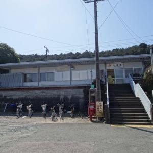 服部の駅紹介 JR飯田線 大海駅