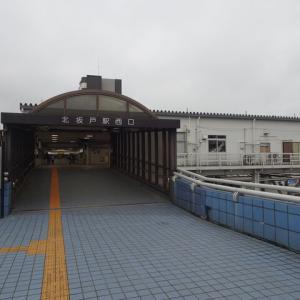 服部の駅紹介 東武東上線 北坂戸駅